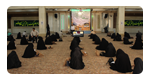 آزمون تفسیر قرآن کریم ویژه مددجویان تحت پوشش برگزار شد