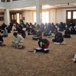 آزمون تفسیر سوره های مبارکه واقعه و الرحمن برگزار شد